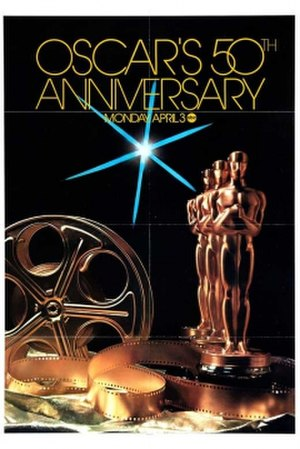 50th Academy Awards - Image: 50th Academy Awards