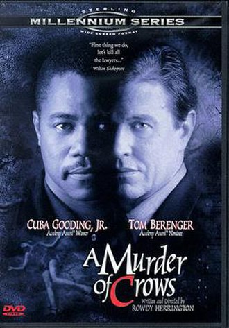 A Murder of Crows (film) - DVD cover