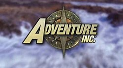 Alt=Adventure Inc superimposed over the sea