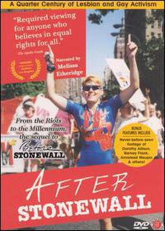 After Stonewall - Image: After Stonewall