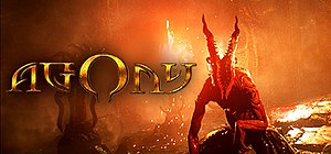 Agony (2018 video game) - Image: Agony 2017 pre release Steam
