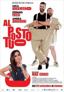 <i>Al posto tuo</i> 2016 film