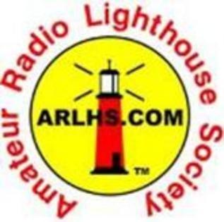 Amateur Radio Lighthouse Society logo