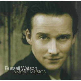 Amore Musica - Image: Amore Musica Russell Watson