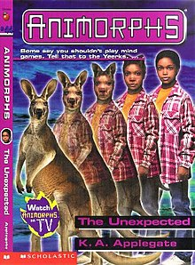 Animorphs 44 The Unexpected.jpg