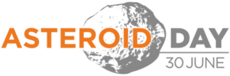 Asteroid Day - Asteroid Day logo