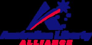 Australian Liberty Alliance - Image: Australian Liberty Alliance party logo