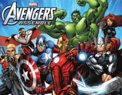 Picture of a TV show: Marvel's Avengers Assemble