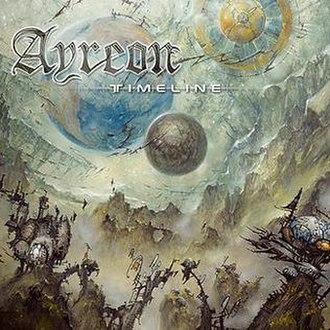 Timeline (Ayreon album) - Image: Ayreon T