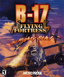 B-17 Flying Fortress - The Mighty 8th Coverart.png