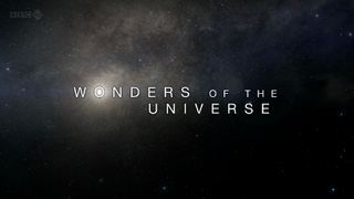 <i>Wonders of the Universe</i> television series