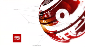 BBC News at Nine - Image: BBC News at Nine