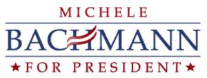 Michele Bachmann presidential campaign, 2012 - Image: Bachmann 2012