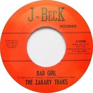 Bad Girl (The Zakary Thaks song)