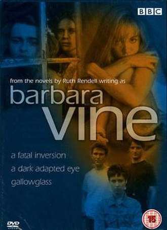 The Barbara Vine Mysteries - Image: Barbara Vine DVD