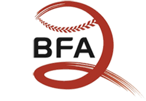 Baseball Federation of Asia - Image: Baseball Federation of Asia logo