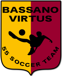 Bassano Virtus 55 S.T. Italian football club
