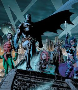 107c57ea31f002 List of Batman supporting characters - Wikipedia