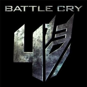 Battle Cry (Imagine Dragons song) - Image: Battle Cry official single cover