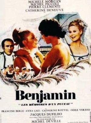 Benjamin (film) - Film poster