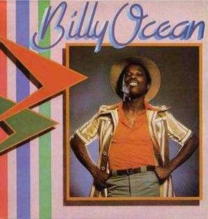 Billy Ocean (album) - Image: Billy Ocean Album 1976