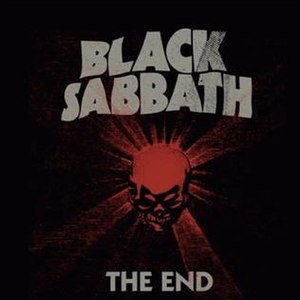The End (EP) - Image: Blacksabbaththeendcd