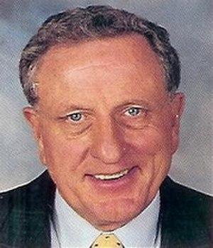 Bob Johnson (ice hockey, born 1931) - Image: Bob Johnson