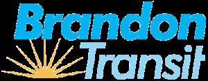 Brandon Transit - Image: Brandon Transit logo