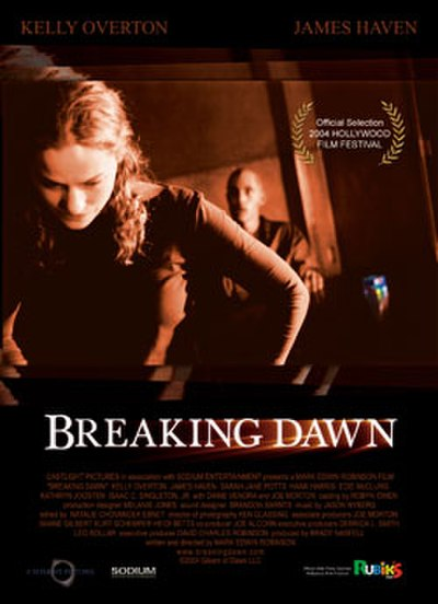 Picture of a movie: Breaking Dawn