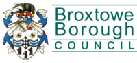 Official logo of Broxtowe