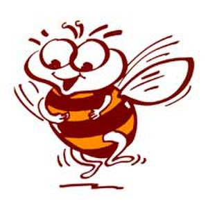 Busy Bee - Image: Busy Bee logo