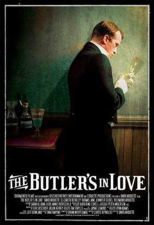 The Butler's in Love - Image: Butlers In Love Poster