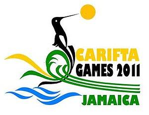 2011 CARIFTA Games - Image: Carifta games 2011