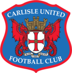 Carlisle United's current emblem is similar to the city's coat of arms, registered in 1924.[16]