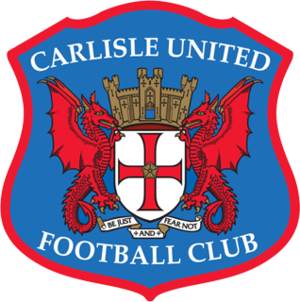 Carlisle United F.C. - Image: Carl Badge