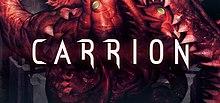 Carrion (video game) Steam storefront header.jpg
