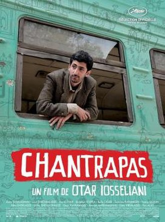 Chantrapas - French film poster