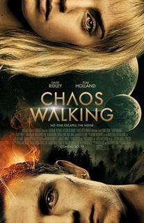 <i>Chaos Walking</i> (film) 2021 film by Doug Liman