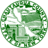 Official seal of Chautauqua County