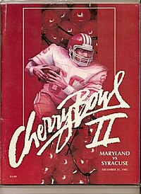 Cherry Bowl Wikipedia