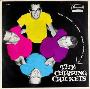 """The """"Chirping"""" Crickets - Image: Chirping Crickets Foreign"""