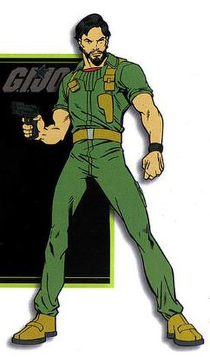 Clutch (G.I. Joe) - Image: Clutch GI Joev Cobra