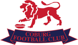 Coburg Football Club - Image: Coburg FC Logo