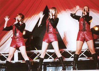 Coconuts Musume girl group