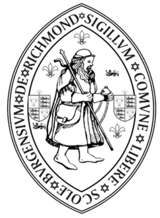 Richmond School - School Seal