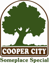 Official logo of Cooper City, Florida