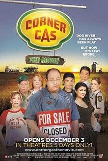 corner gas the movie wikipedia