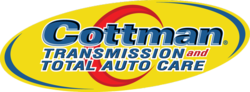 Official company logo of Cottman Transmission and Total Auto Care