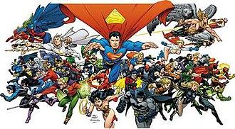 Countdown to Final Crisis - Image: Countdown DC