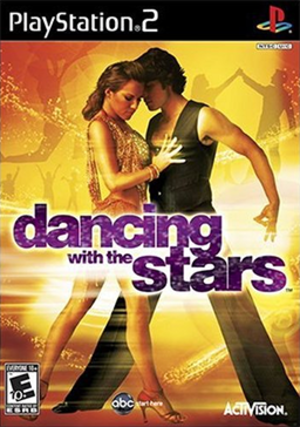 Dancing with the Stars (video game) - Image: Dancing with the Stars Coverart